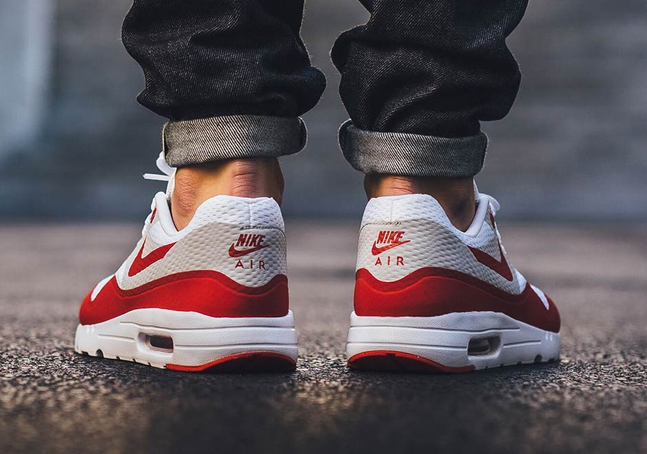 nike air max 1 ultra Varsity red OG 1