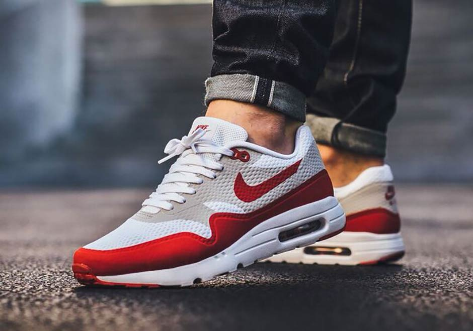 nike air max 1 ultra Varsity red OG 2