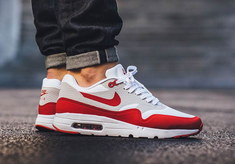 nike air max 1 ultra Varsity red OG 3