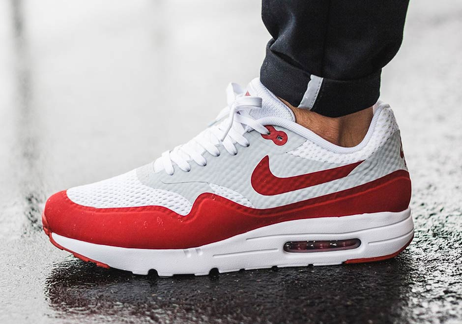 nike air max 1 ultra Varsity red OG 4
