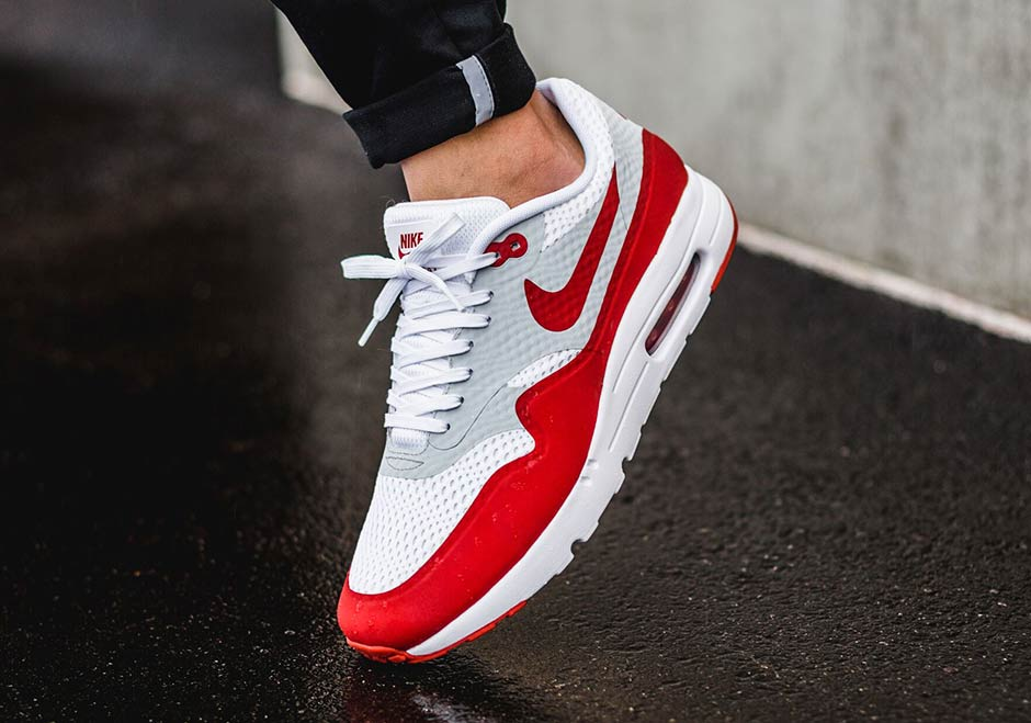 nike air max 1 ultra Varsity red OG 5