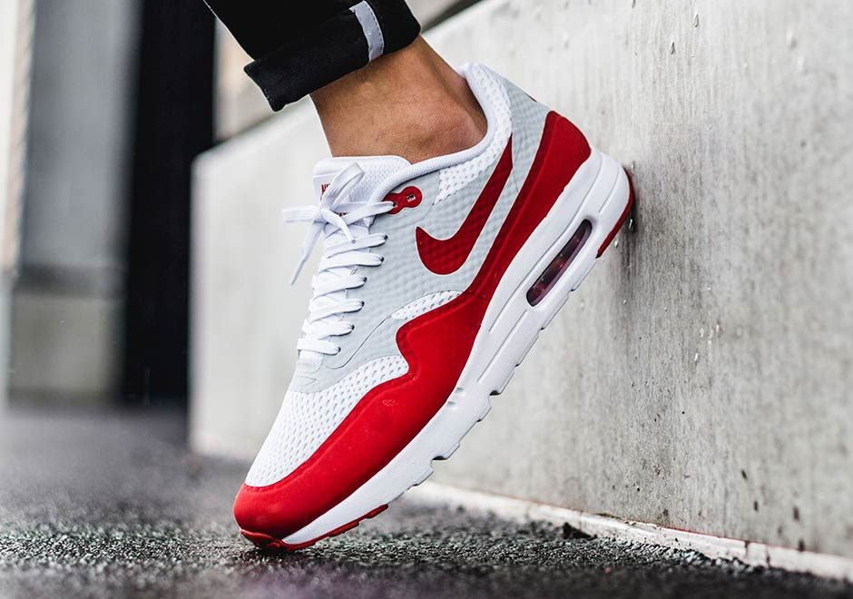 nike air max 1 ultra Varsity red OG 6