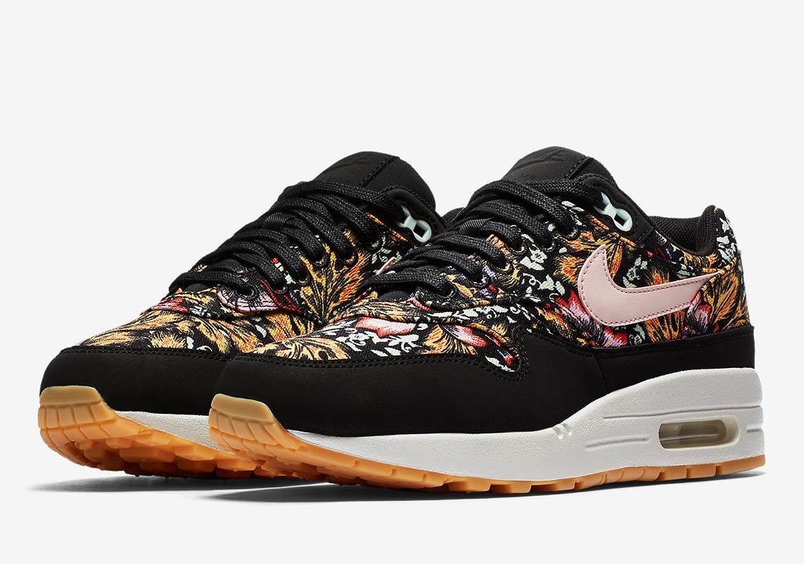 Womens 1 Nike Max Floral Air DateWave® PrintRelease Qs SGUMpLqzV