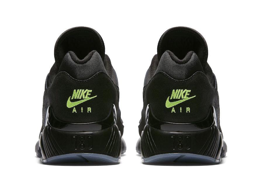 Nike Air Max 180 Black Volt | WAVE®