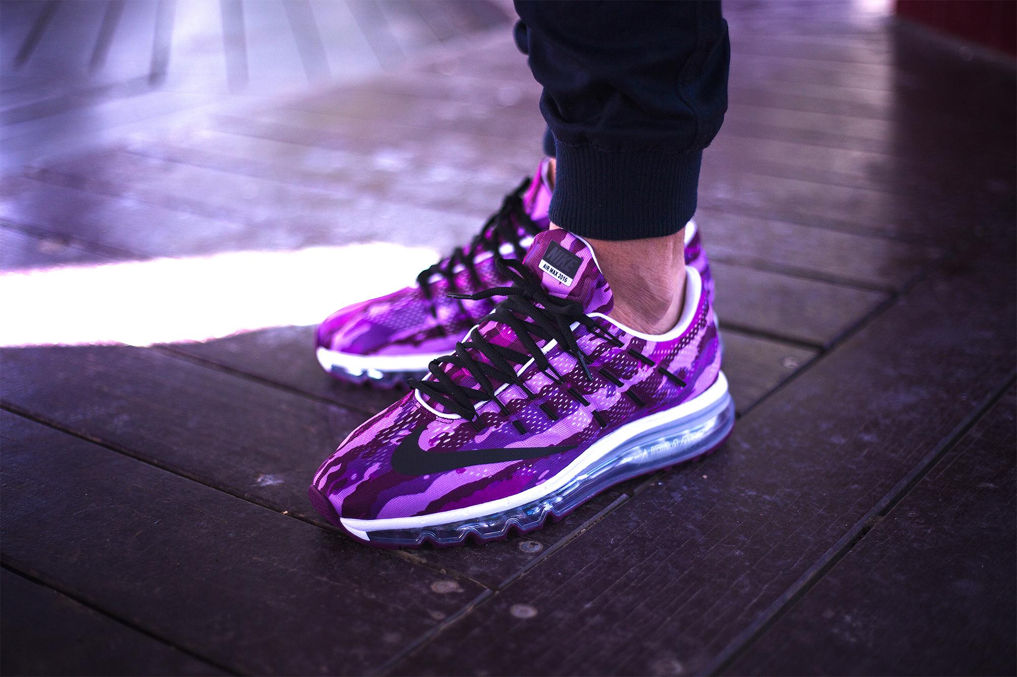 Nike Purple Rain Shoes