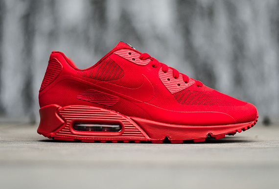"Nike Air Max 90 Hyperfuse USA ""Sport Red"" 