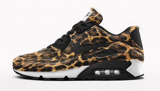 "Nike iD Premium Air Max 90 ""Animal Prints"""