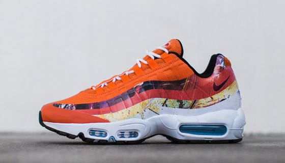 "Nike Air Max 95 Dave White ""Albion"" Pack"