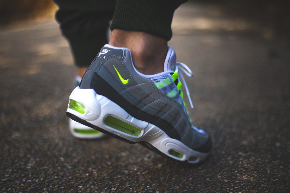 nike air max 95 id neon alternate
