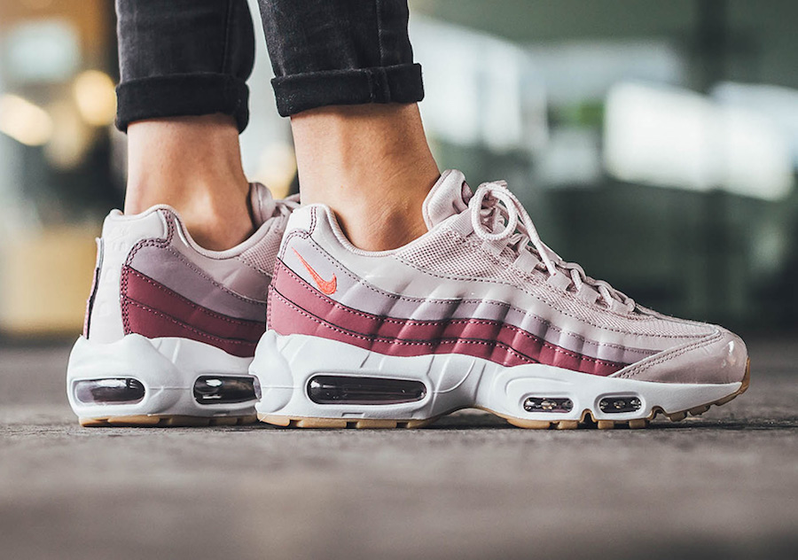 Nike Air Max 95 WMNS Barely Pink | WAVE®