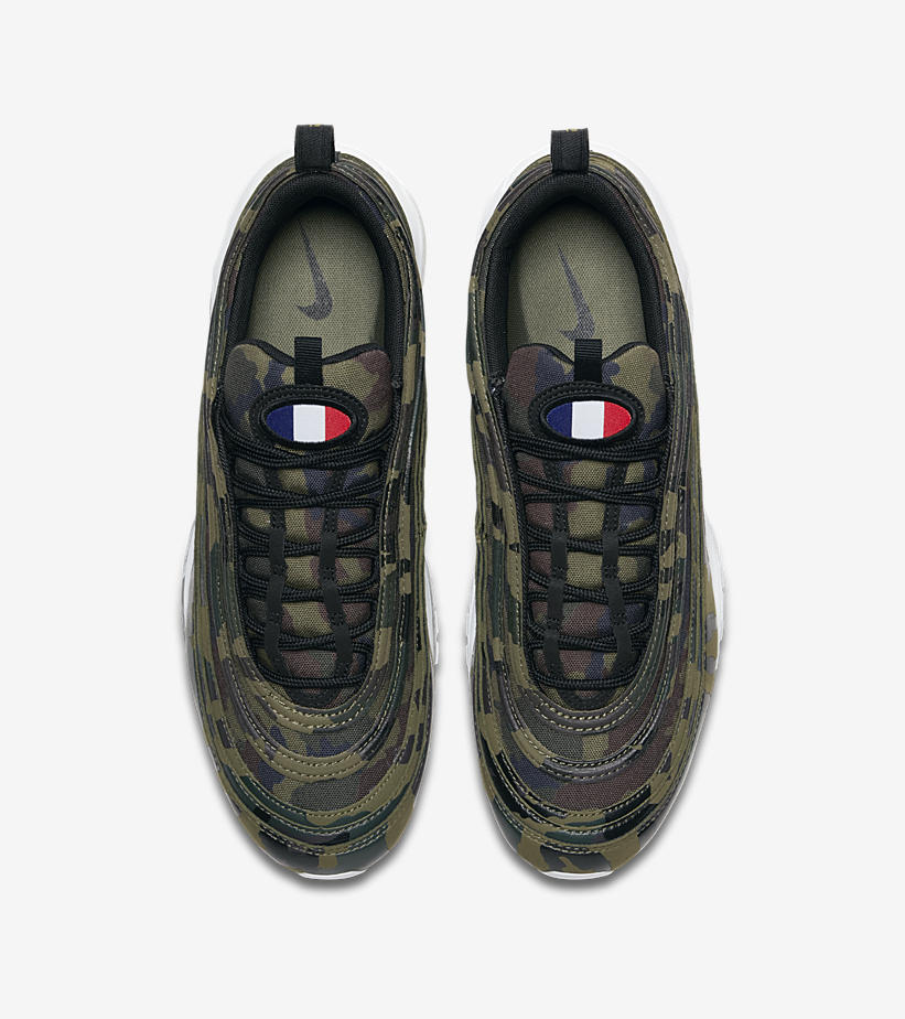 Nike Air Max 97 French Camo