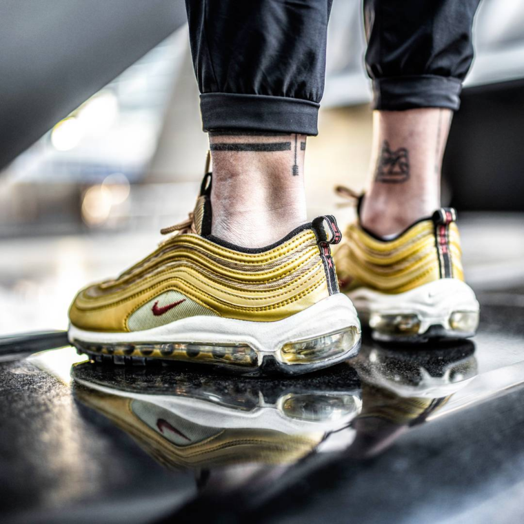 7c9f04ae34 ... nike air max 97 gold for sale ...