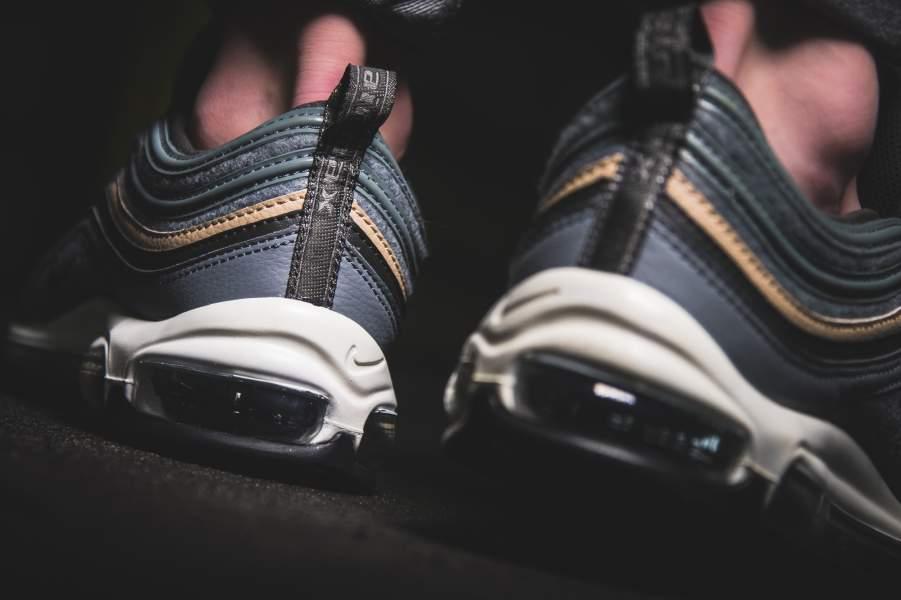 Nike Air Max 97 PRM Wool Grey : Release Date | WAVE®