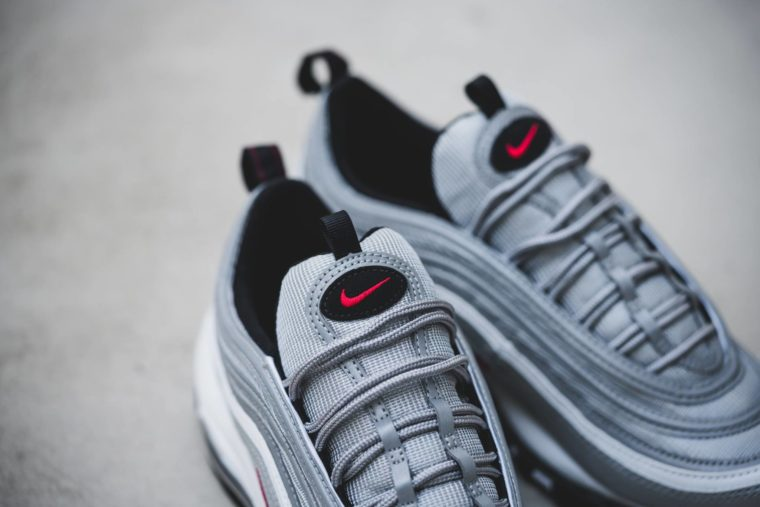 best loved 136a7 a3a44 ... Nike Air Max 97 Silver Bullet Restock