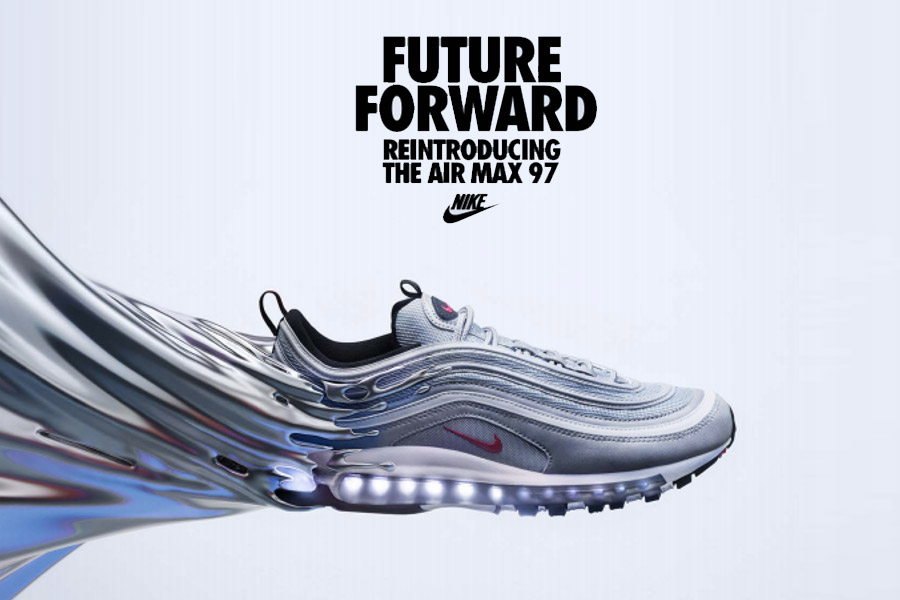 nike air max 97 silver bullet 2016 sneakers addict. Black Bedroom Furniture Sets. Home Design Ideas