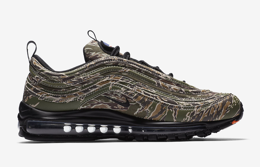 Nike Air Max 97 USA Camo release date