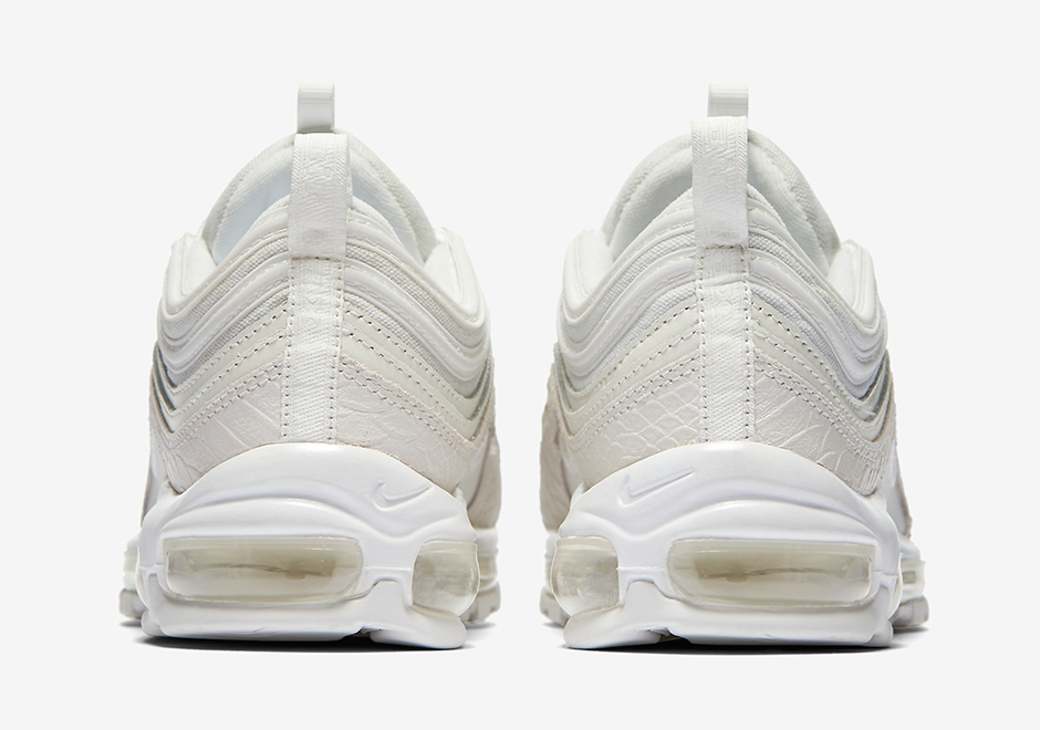 Nike Air Max 97 White Snakeskin 921826-100