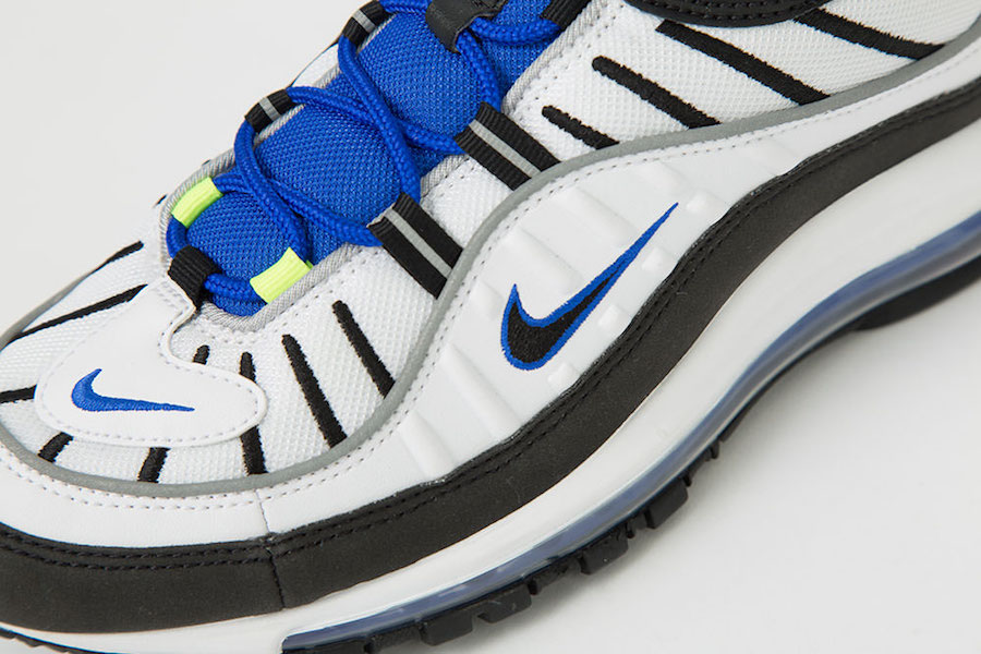 Nike Air Max 98 Racer Blue : Release Date