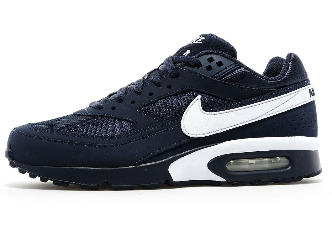 nike air max classic bw obsidian white. Black Bedroom Furniture Sets. Home Design Ideas