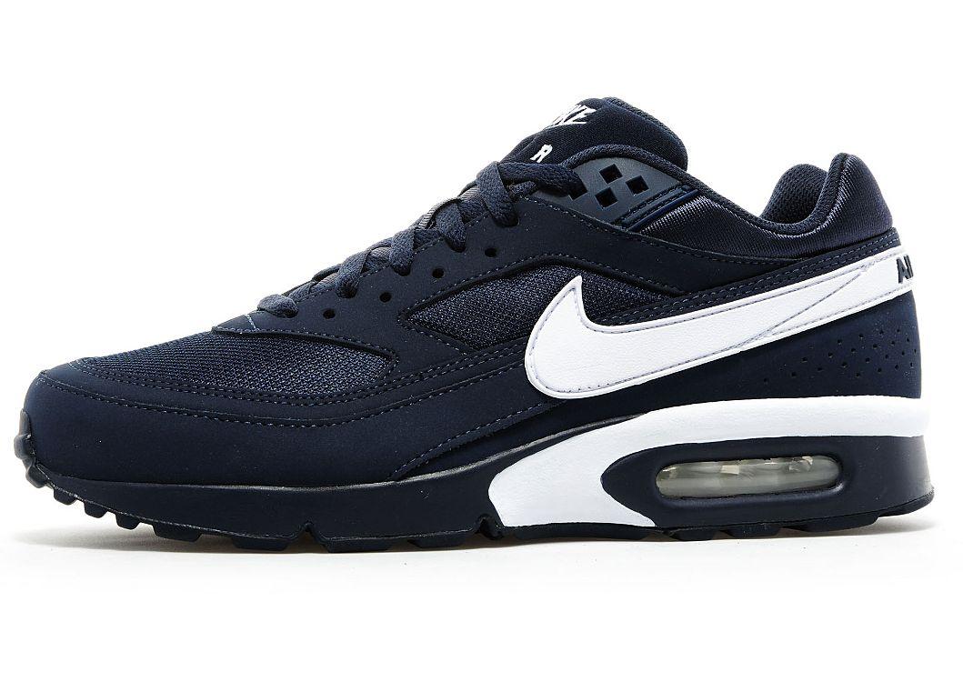 Nike Air Max Classic Bw Jd Sports Obsidianwhite 1