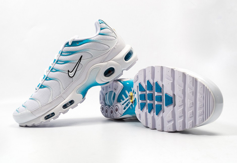 Nike Air Max Plus Blue Fury | WAVE®