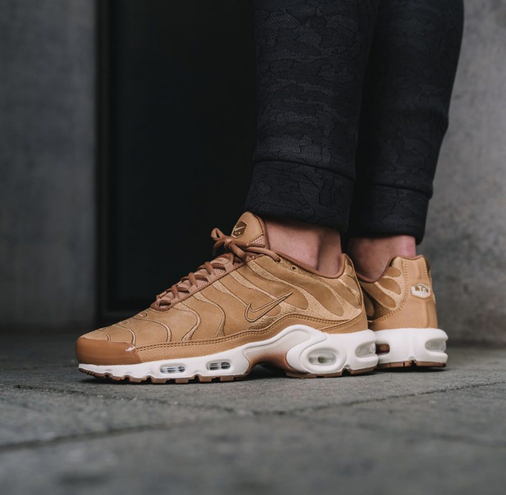 Nike Air Max Plus Wheat Tuned 1 Foot Locker Exclusive
