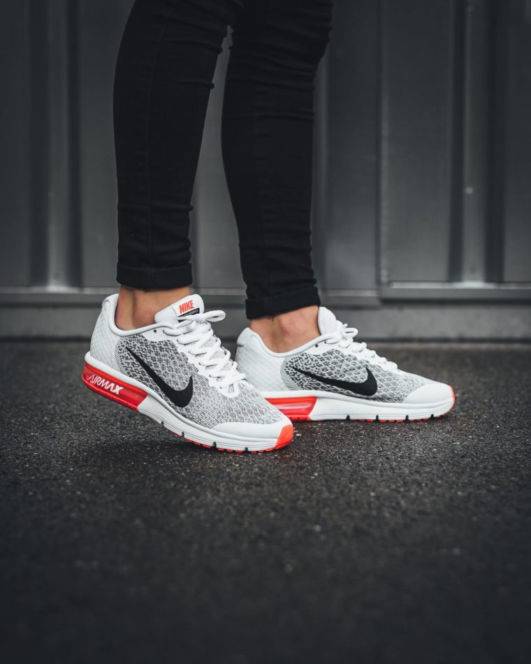 air max sequent 2 blanche