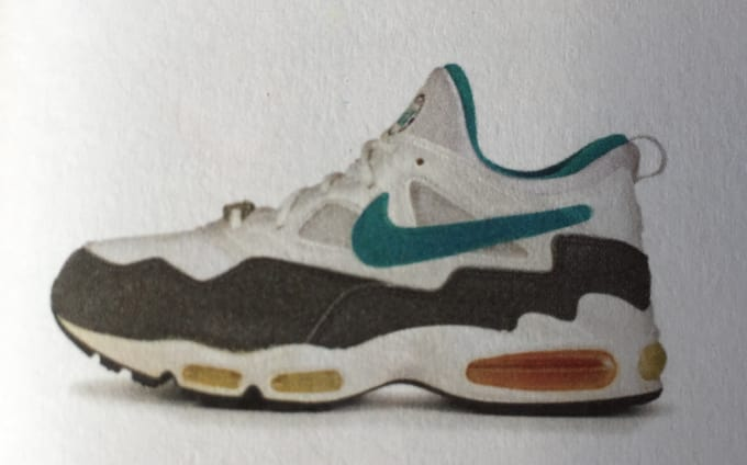 Nike Air Max2 1994 : Need to be retroed urgently   WAVE®