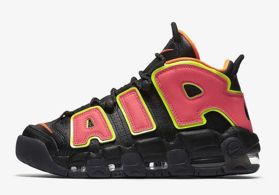 Nike Air More Uptempo Hot Punch