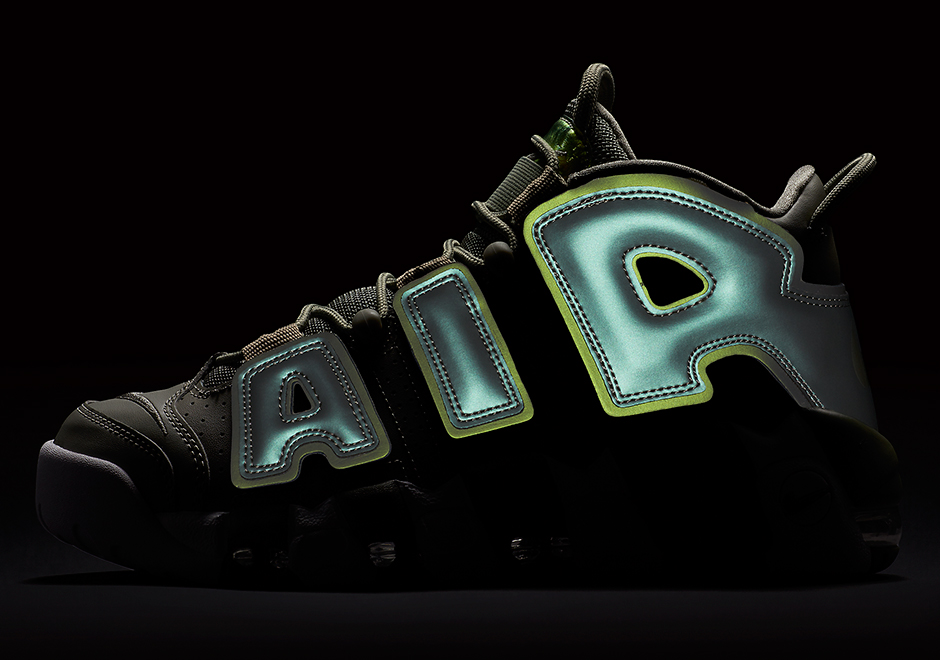 Nike Air More Uptempo Iridescente release date