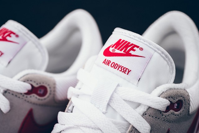 Nike Air Odyssey UniversityRed