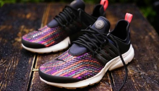 Nike Air Presto Multicolour Toe
