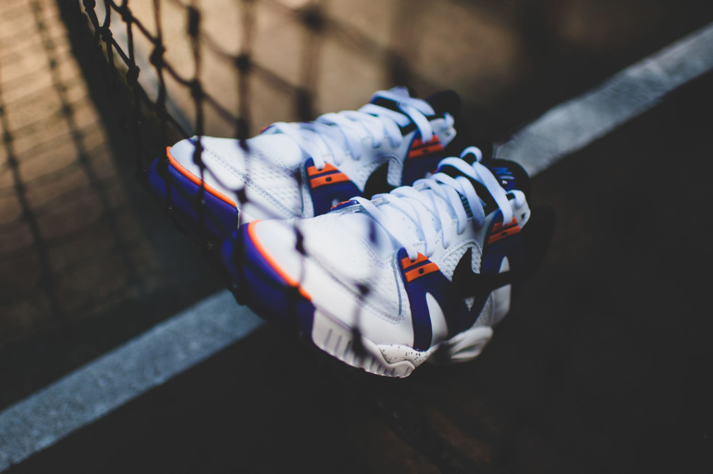 "Nike Air Tech Challenge 3 OG ""Voltage Purple"""