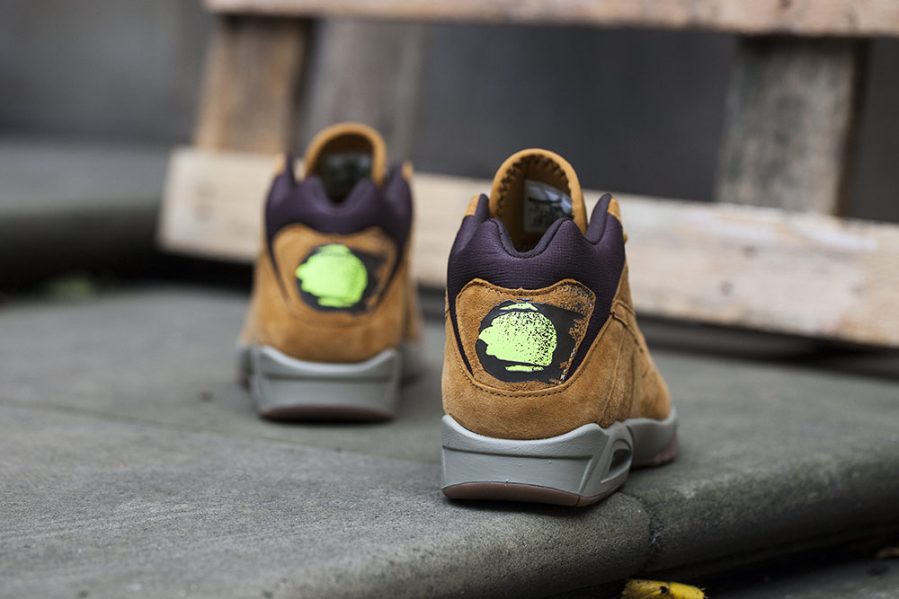 Nike Air Tech Challenge III Wheat 2