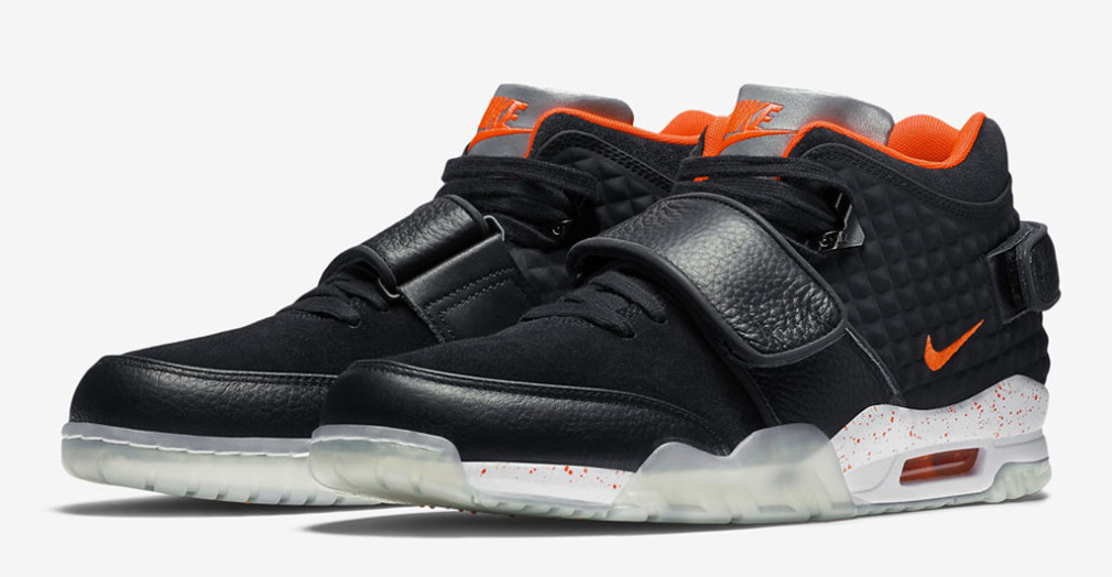 Nike Air TR Cruz Black Crimson