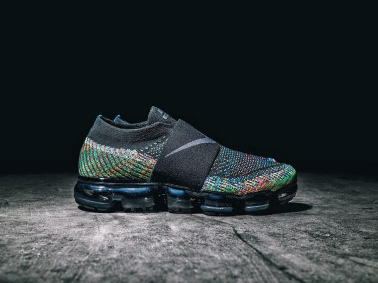 Nike Air Vapormax Laceless Multi