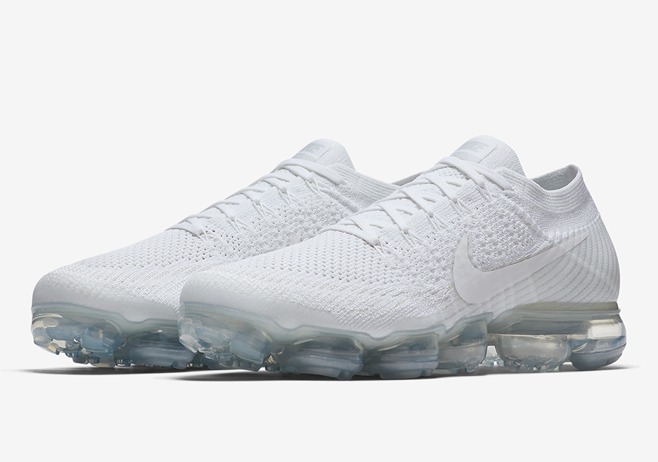 Nike Air Vapormax Triple White release date