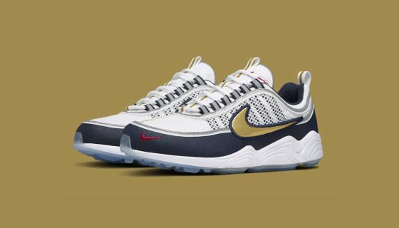 Nike Air Zoom Spiridon Olympics
