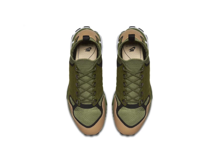 Nike Air Zoom Talaria Mid Flyknit Military Green