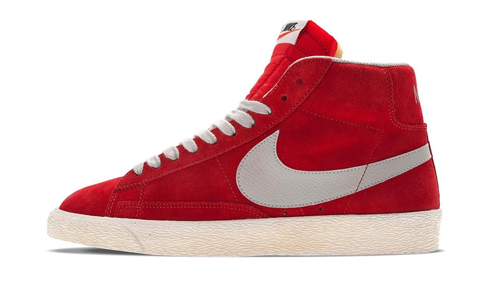 Nike Blazers Red