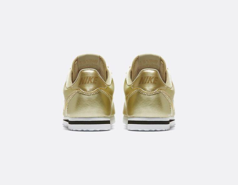 huge discount 2d3ee e10eb ... Nike Cortez SE GS Gold