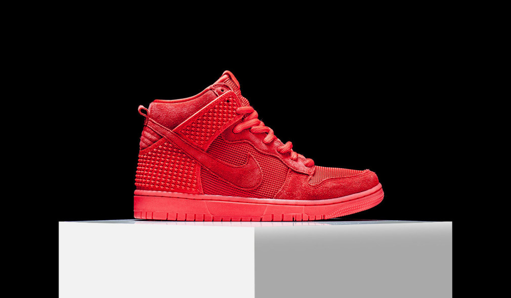 """Nike Dunk High """"Red October"""""""