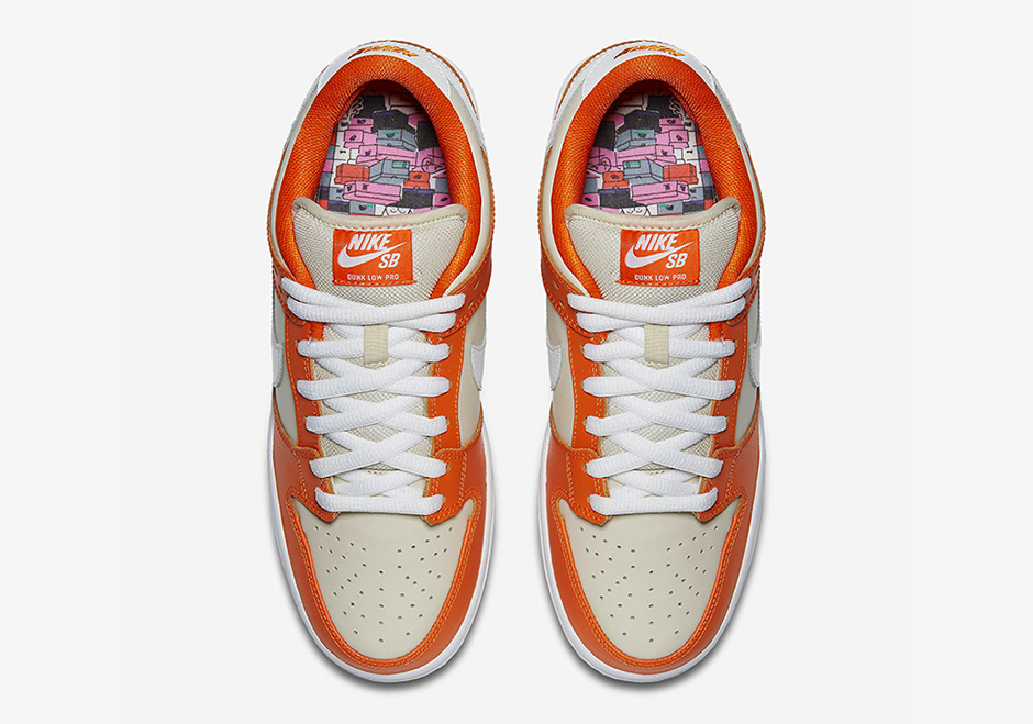 Dunk Low SB Shoebox