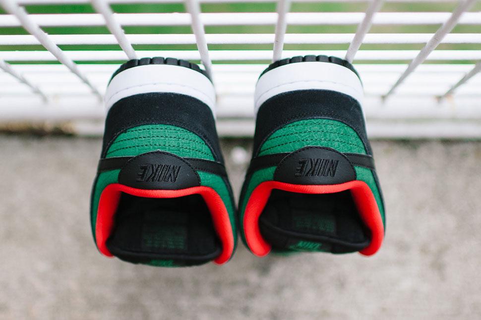 Nike Dunk SB Gucci