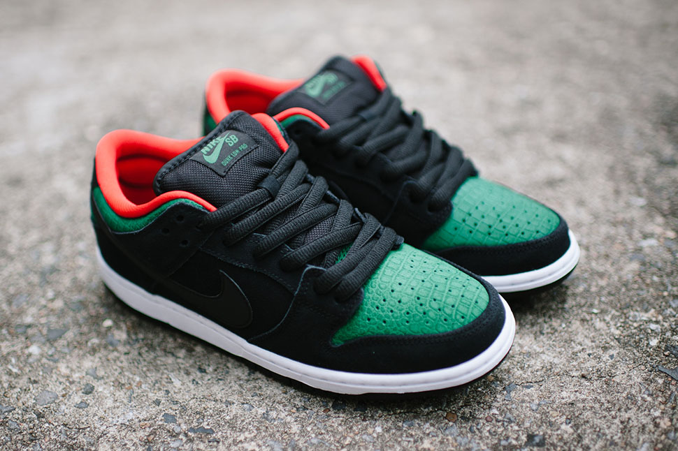 Nike Dunk Low SB Gucci