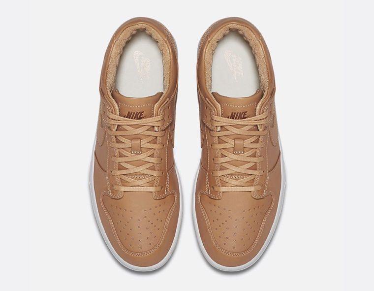 Nike Dunk Lux Low Vachetta Tan
