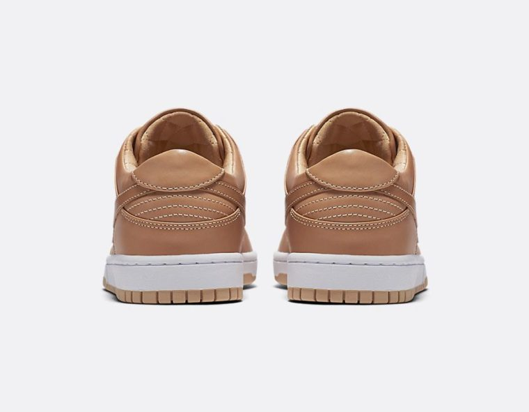 Nike Dunk Lux Low Vachetta Tan