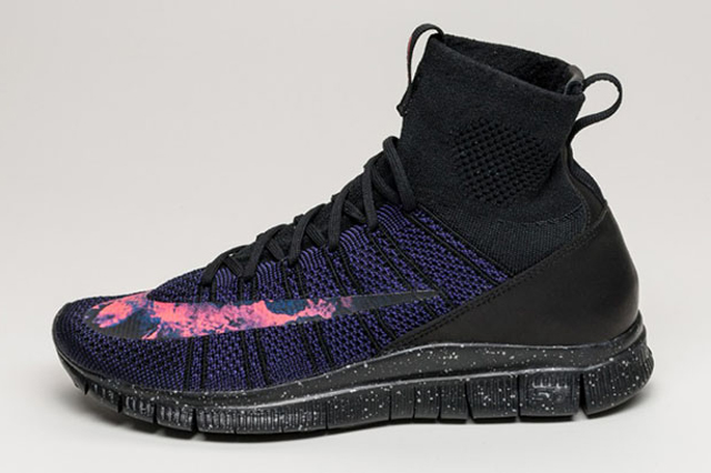 Nike Free Mercurial Superfly: 2 nouveaux coloris pour l' Automne 2015