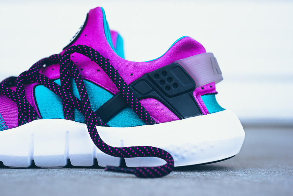 Nike Huarache NM - Radiant Emerald/Flash Black