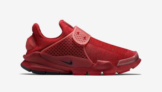 """Nike """"Independence Day"""" Sock Dart Sport Red"""